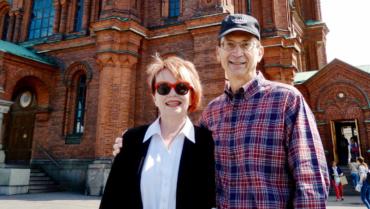 THE ROX INTERVIEW: PAM JONES AND DAVID HESS